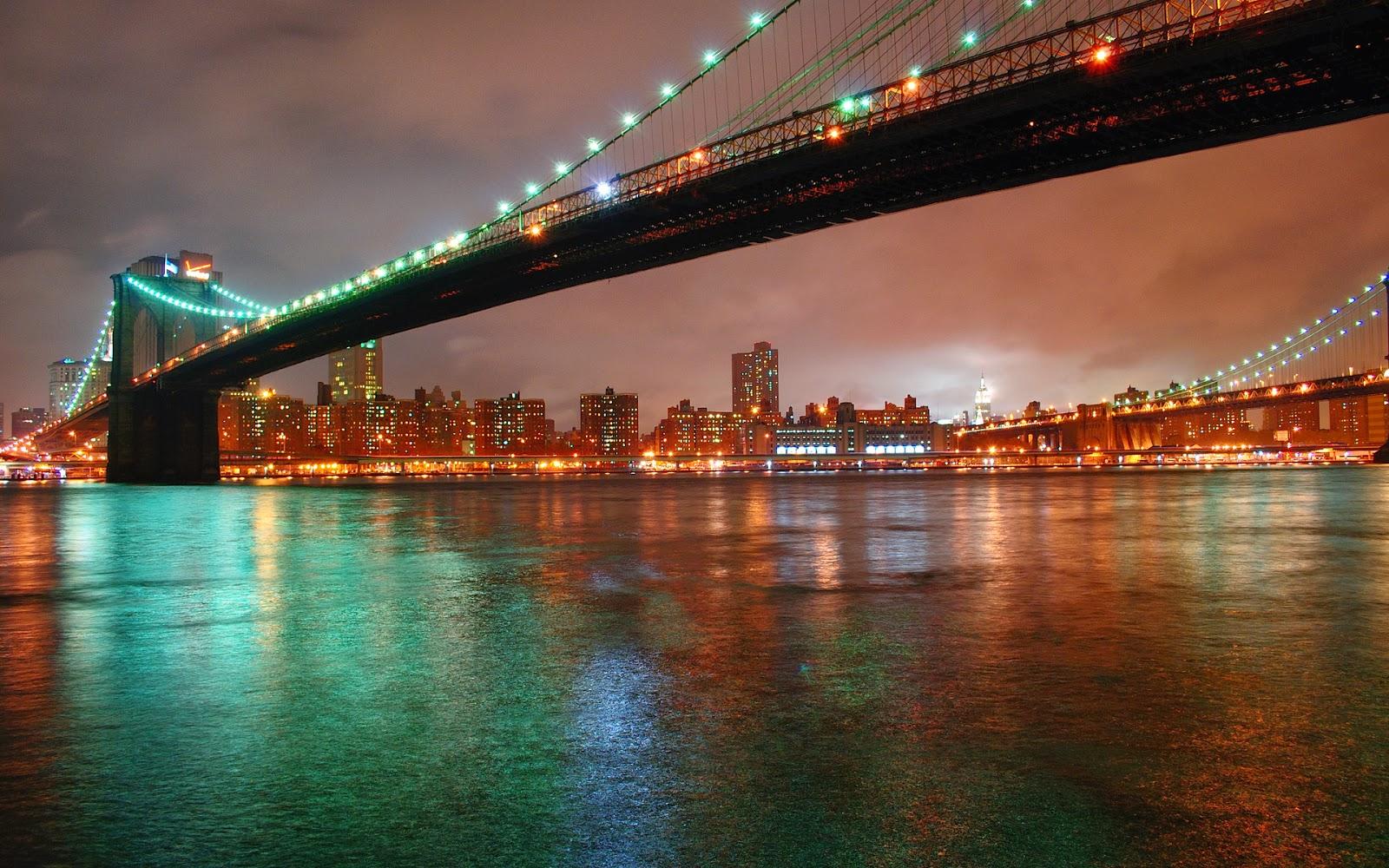 Brooklyn Bridge Wallpaper Computer Free