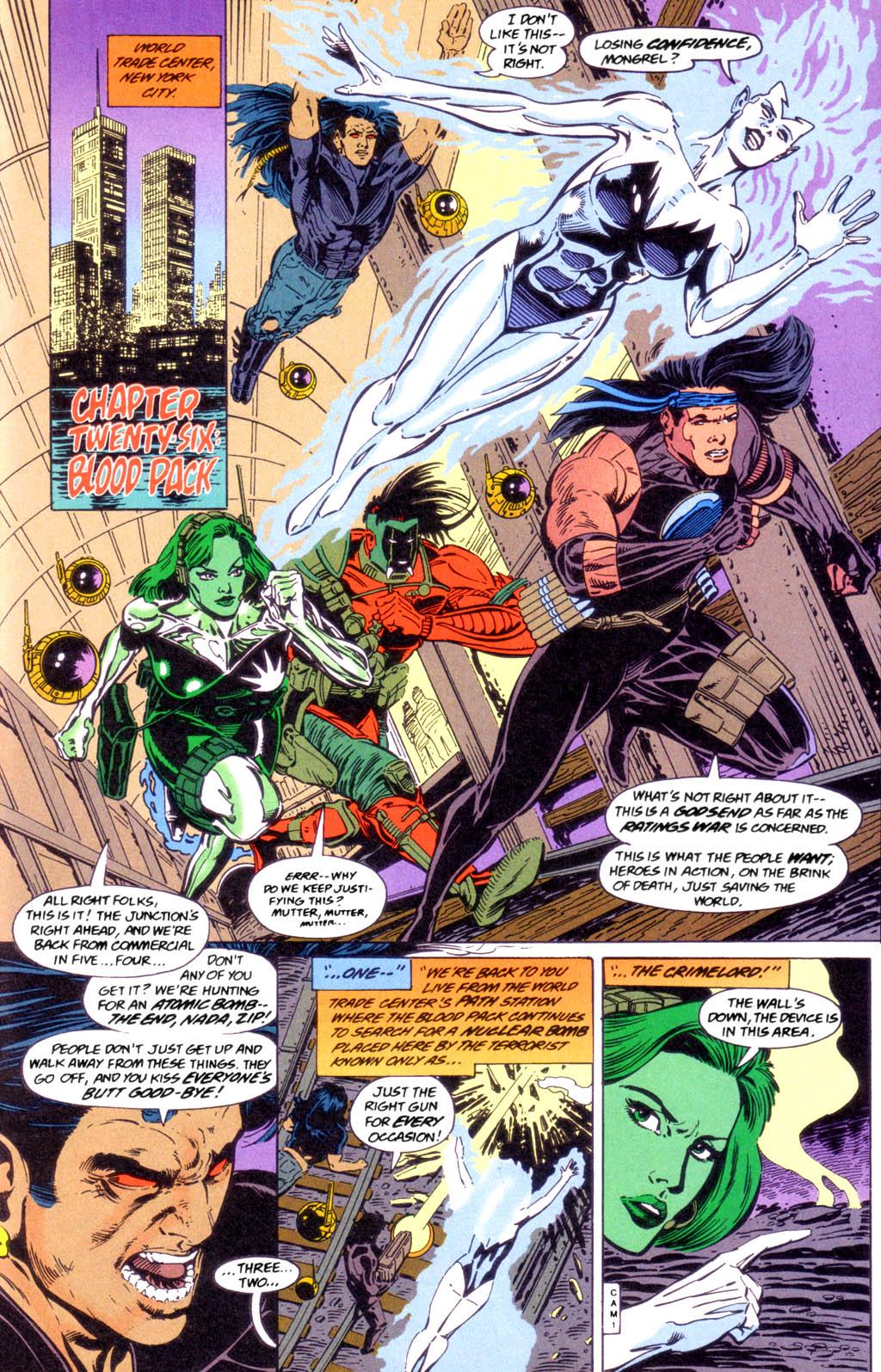 Deathstroke (1991) Issue #49 #54 - English 15
