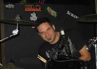 Drums/Vocals:  John Palumbo