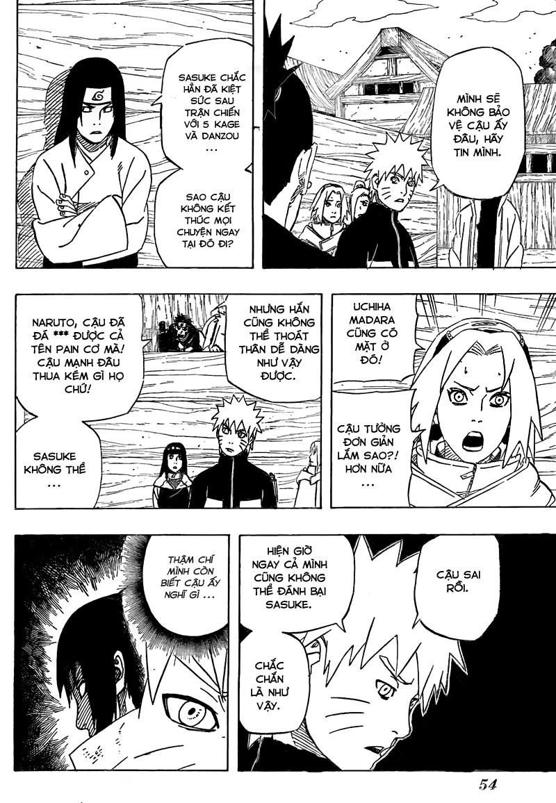 Naruto chap 488 Trang 12 - Mangak.info