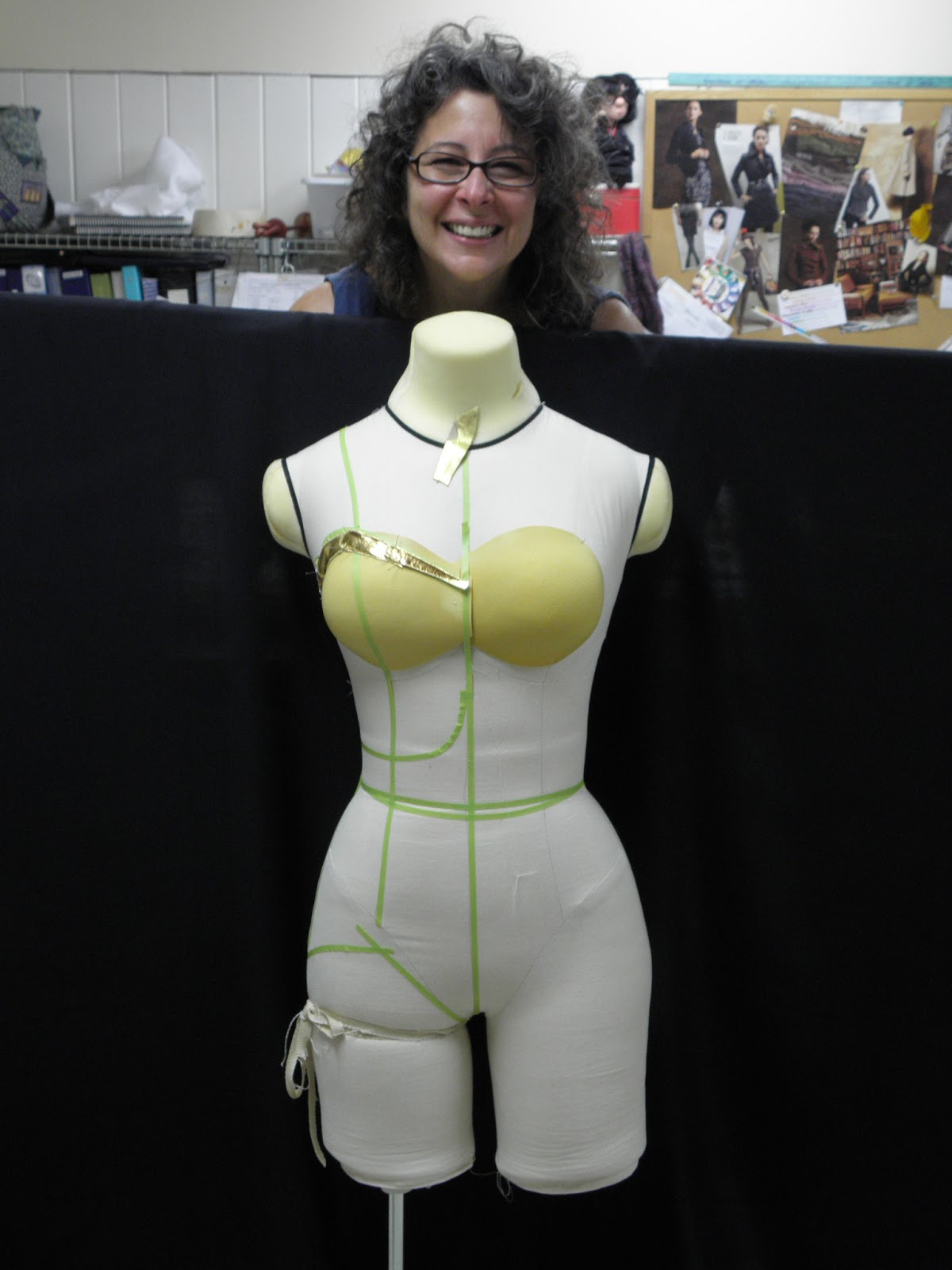 Sewing Cafe: Dress Form Evaluation - Customizing Uniquely You