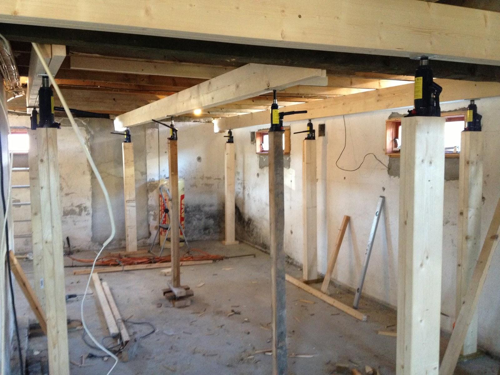 Senke gulv i kjeller – laminatgulv billig