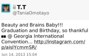 Wizkid & girlfriend show love as she celebrates birthday & graduation