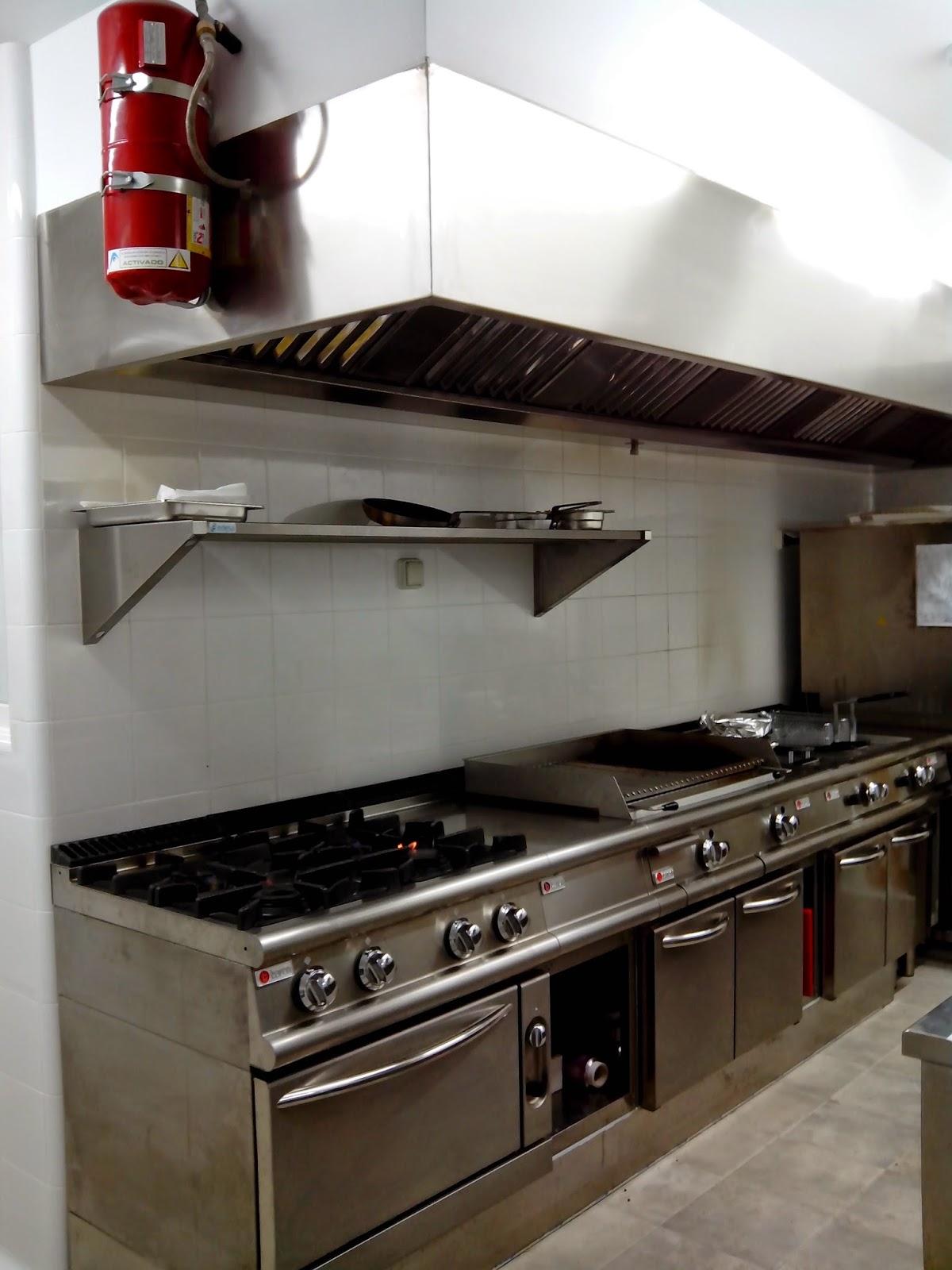 Humiclima en abril se inaugura el primer hotel ryans en ibiza for Medidas cocina restaurante
