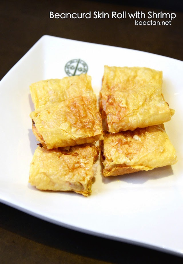 Beancurd Skin Roll with Shrimp - RM10.80