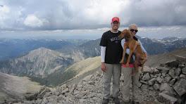 Tabeguache Peak - 14,162 feet