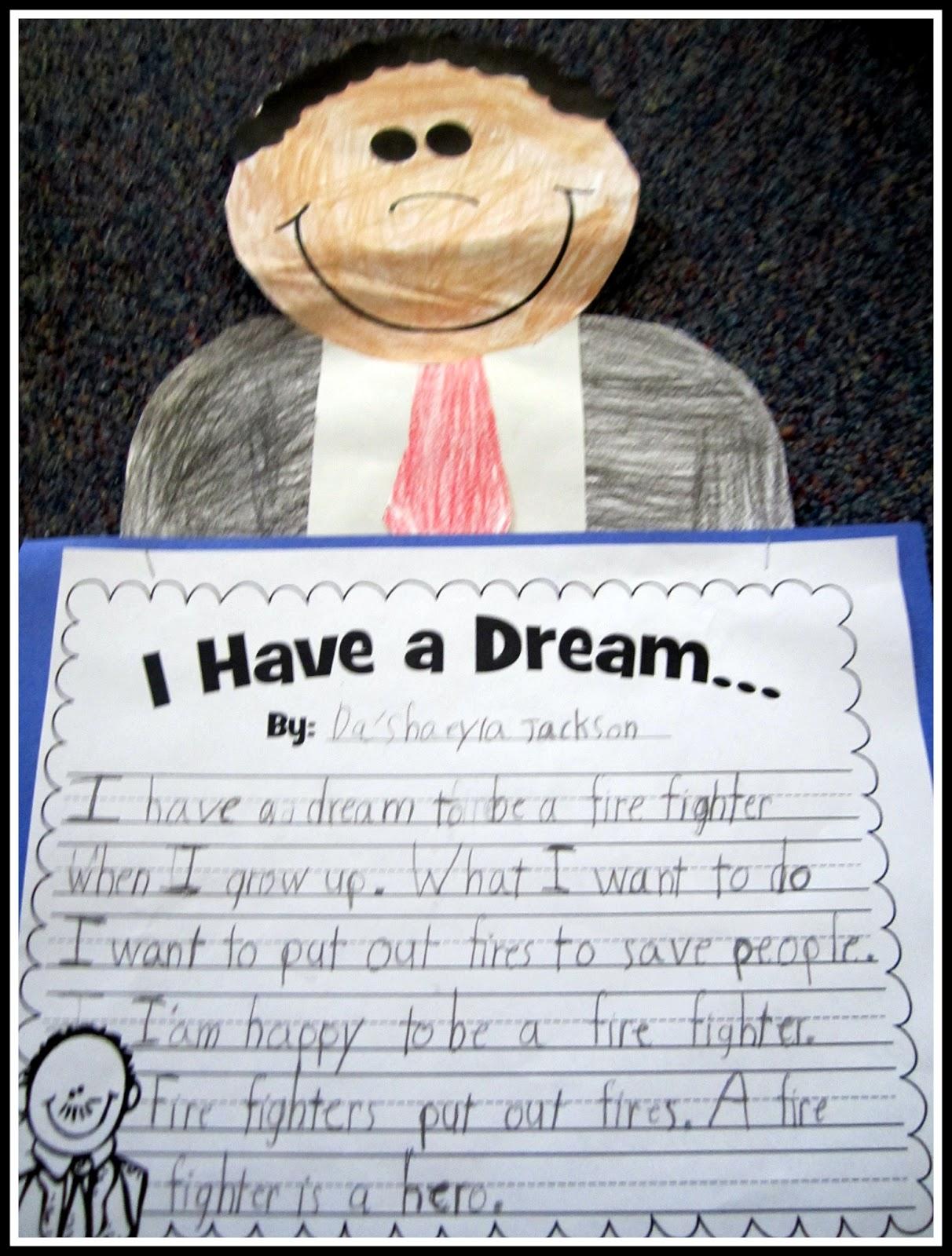 Herding Kats In Kindergarten Martin Luther King Jr Lesson