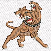 perro de 3 cabezas cancerbero