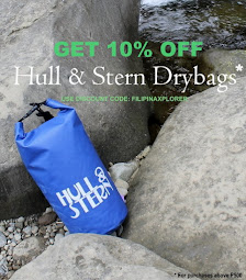 ENJOY 10% OFF HULL & STERN DRYBAGS