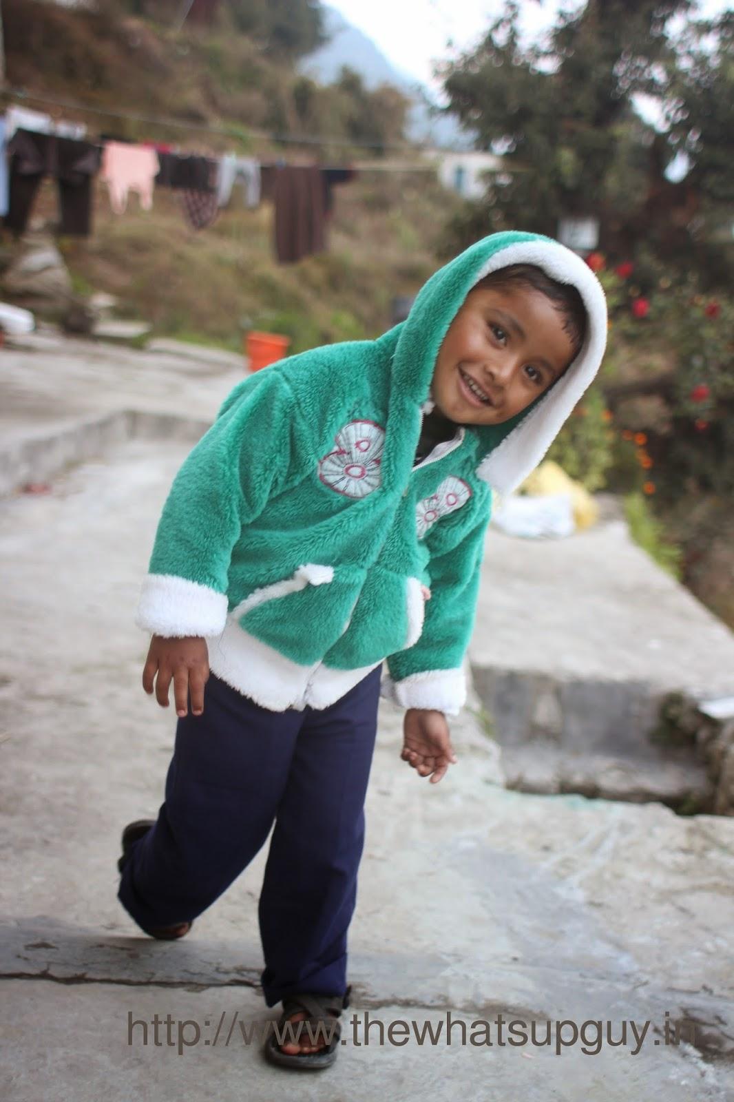 Kid Roopkund Trek With India Hikes Day 6