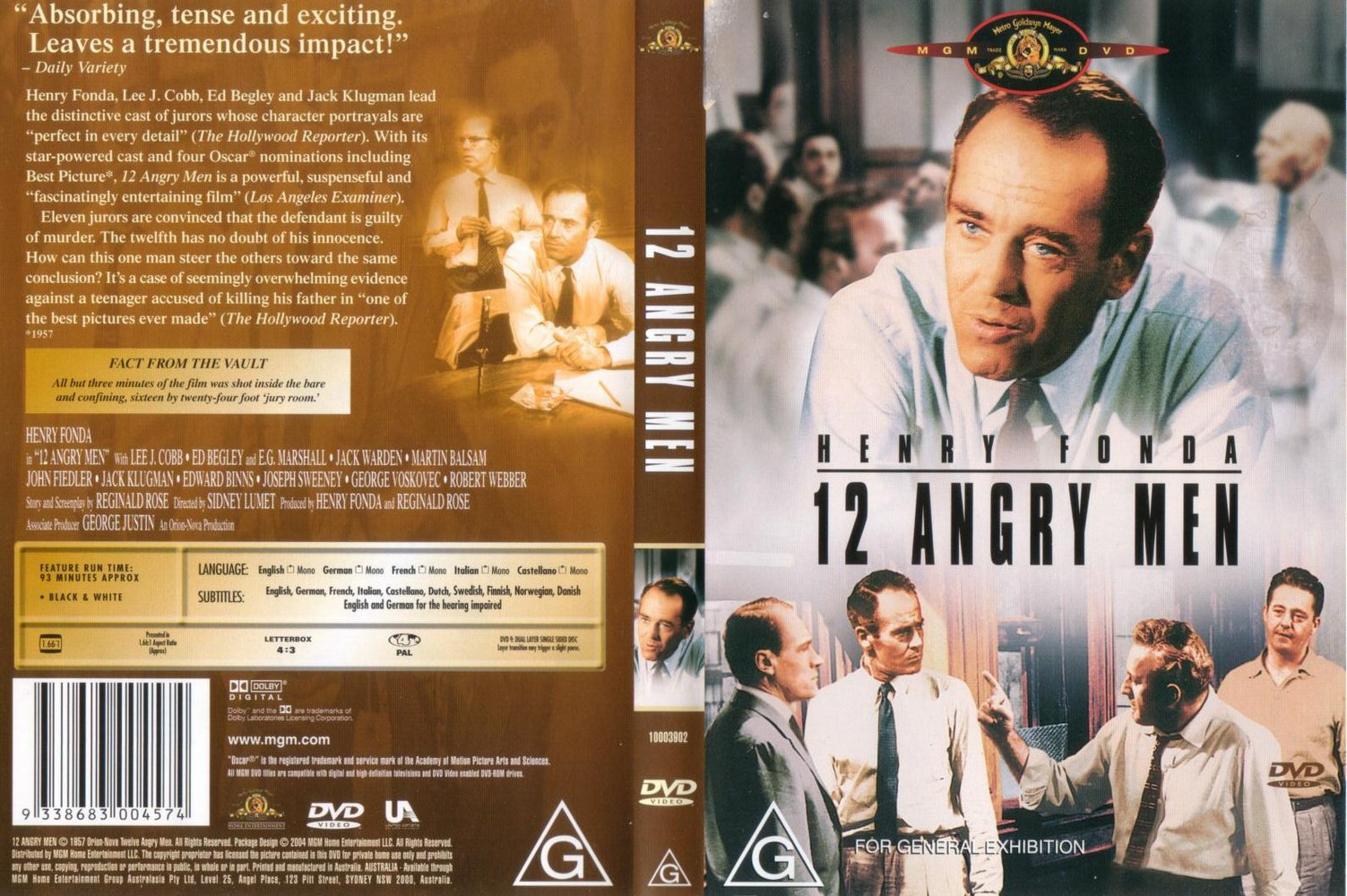 12 angry men philosophical approach The movie twelve angry men begins with an eighteen year old boy from the ghetto who is on trial for the murder of his abusive father a jury of twelve men is locked in the deliberation room to decide the fate of the young boy twelve angry men: summary & analysis.