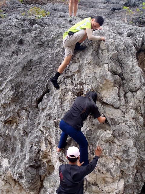 madlum caving