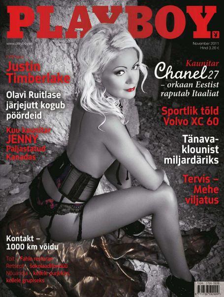 Playboy Magazine NOVEMBER 2003