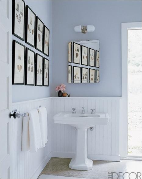 Cottage style bathroom design ideas room design ideas for Bathroom looks ideas
