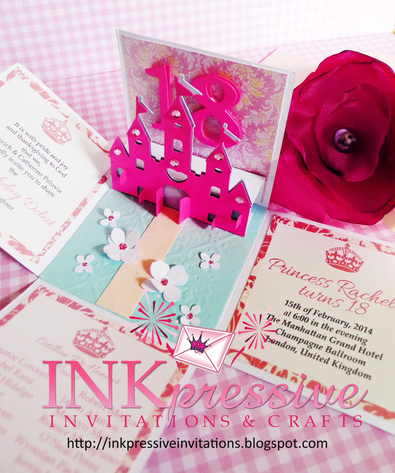 INKPRESSIVE INVITATIONS June 2013