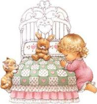 Oración de la mañana - Infantil