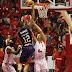 Halcones Rojos escapa 2-0 en las Finales LNBP sobre Pioneros