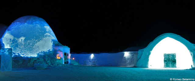 ICEHOTEL and ICEBAR Sweden