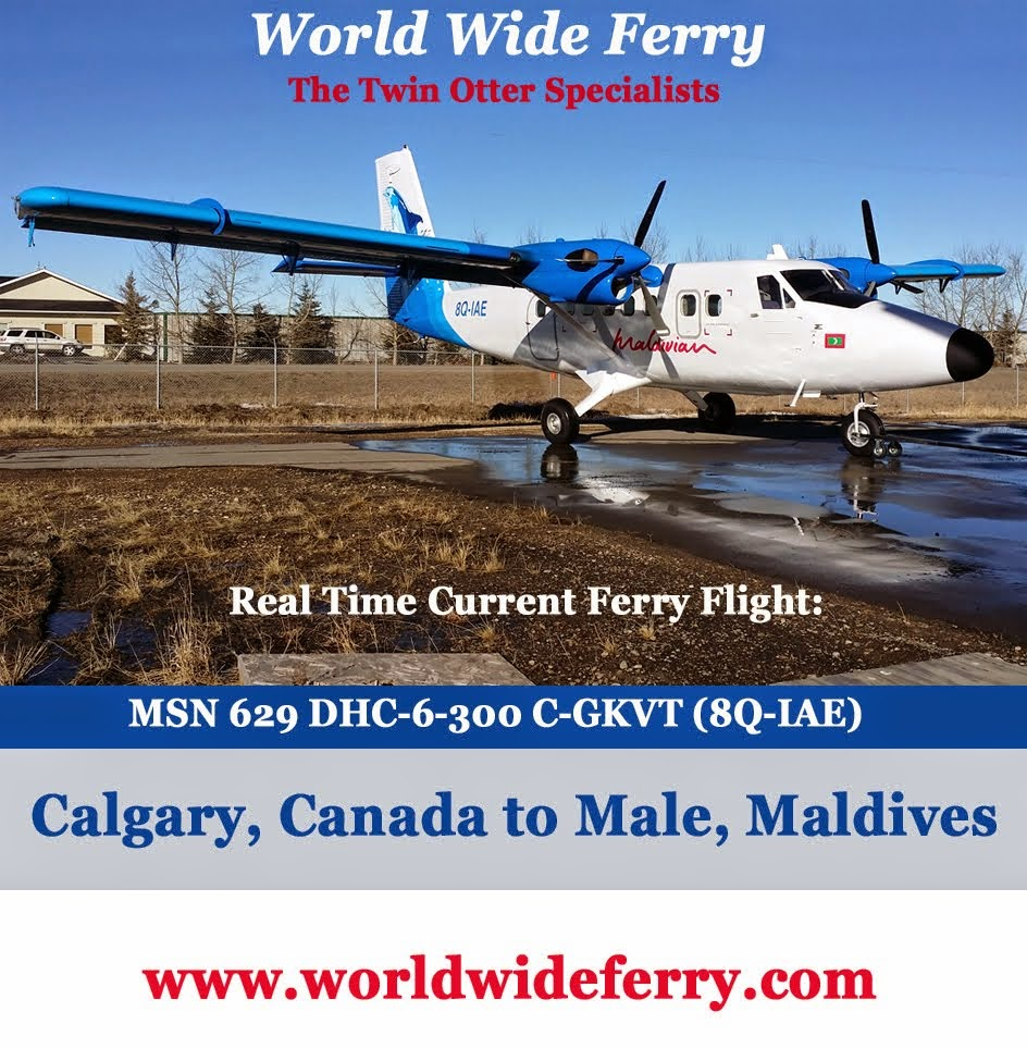 World Wide Ferry Real Time Delivery