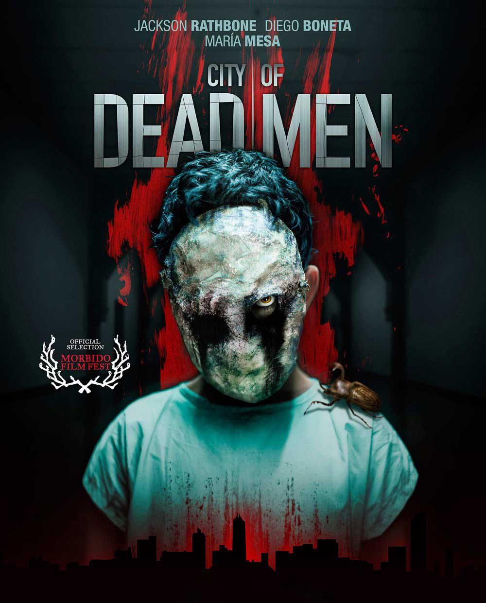 City of Dead Men Torrent - WEB-DL 720p Legendado (2016)