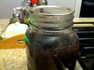Mason Jar Coffee