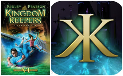 To get the imaginative mind charged for back to school, teens may begin reading Kingdom Keepers VI: Dark Passage by Ridley Pearson