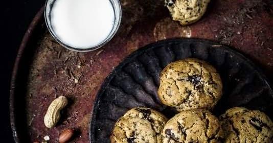 Cookies au beurre de cacahuètes et mes british foody péripéties !