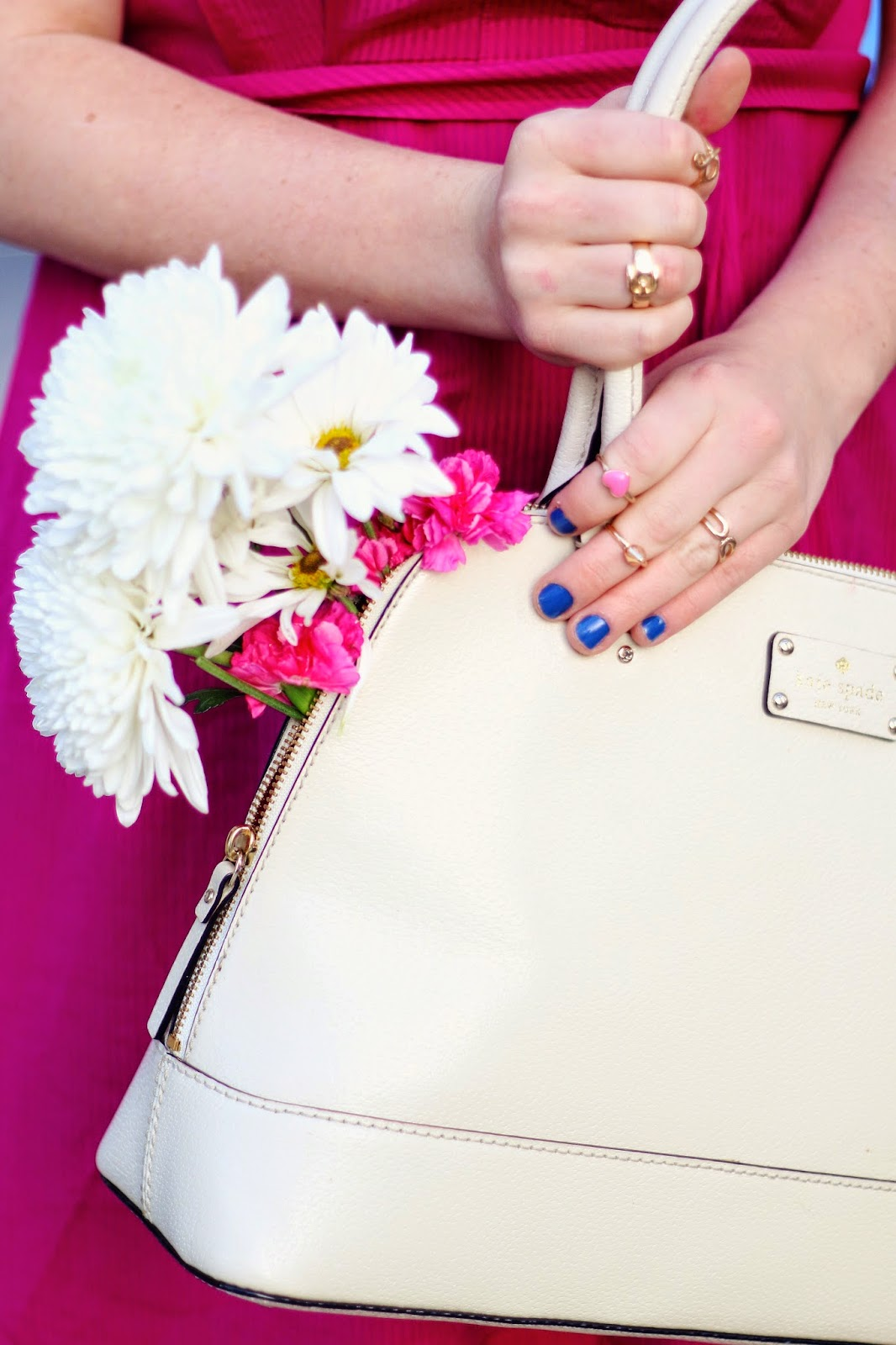 Kate Spade and Flowers