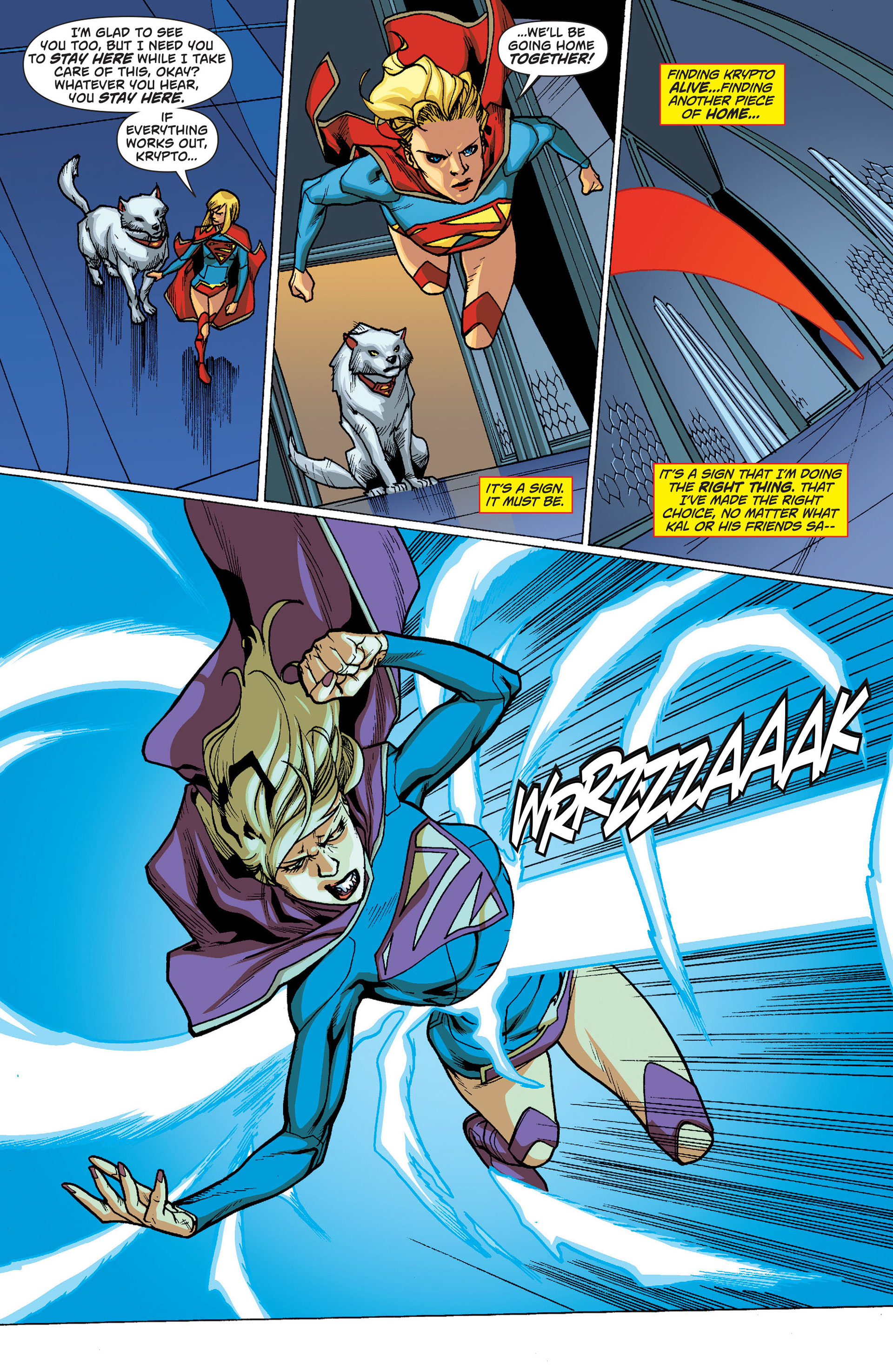 Supergirl (2011) Issue #16 #18 - English 15