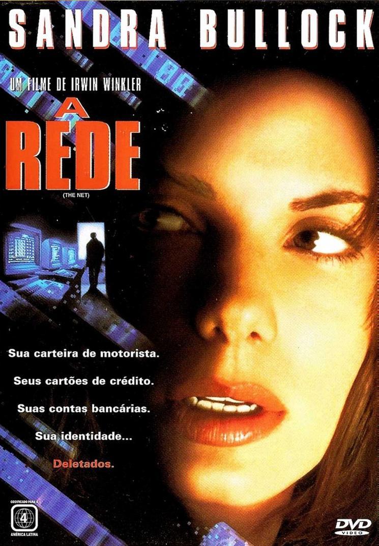 Filme A Rede Dublado AVI DVDRip