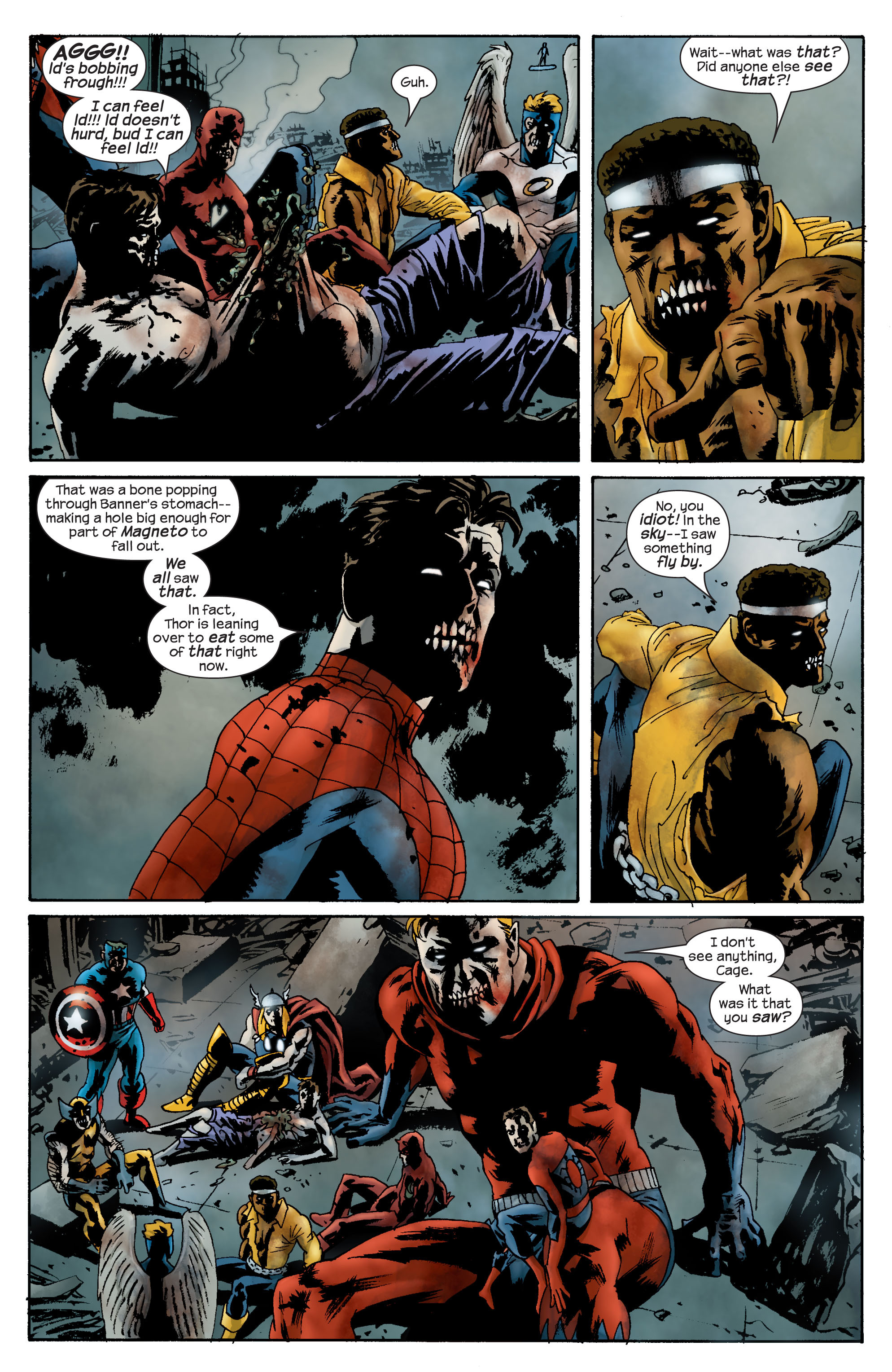 Marvel Zombies (2006) Issue #1 #1 - English 19