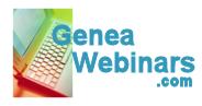 GeneaWebinars Logo