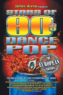 STARS OF 80s DANCE POP - THE EUROPEAN EDITION (AVAILABLE ON AMAZON.COM)