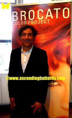 Sam Brocato at Beauty Press Spotlight Day at Midtown Loft and Terrace May 2013