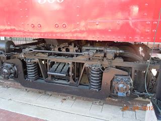 streetcar wheel assembly