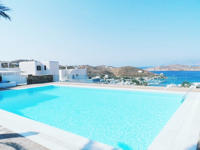 Liostasi hotel & spa private pool.Luxury hotels in Ios.Where to stay in Ios.Ios island best hotels.Hoteli na Ios ostrvu.Liostasi hotel bazen.