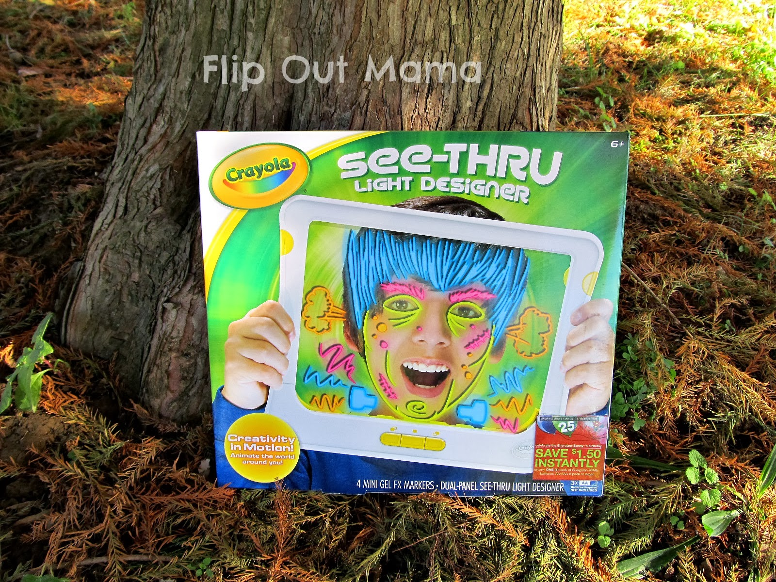 flip out mama holiday gift guide checking out crayola s see thru