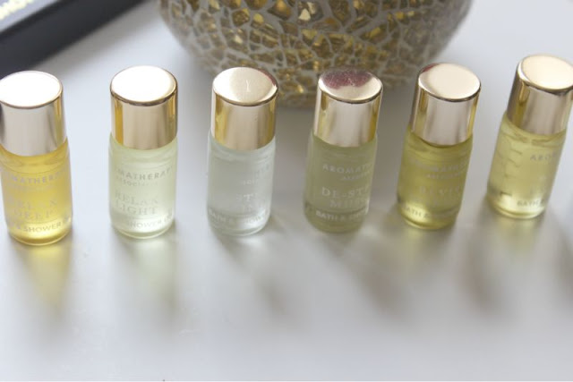 Aromatherapy Associates Miniature Bath and Shower Collection