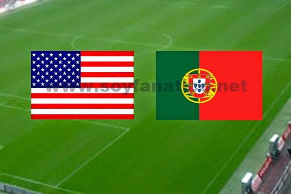 Estados Unidos vs Portugal 2014