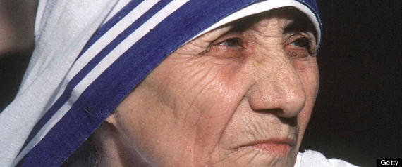 short article on mother teresa