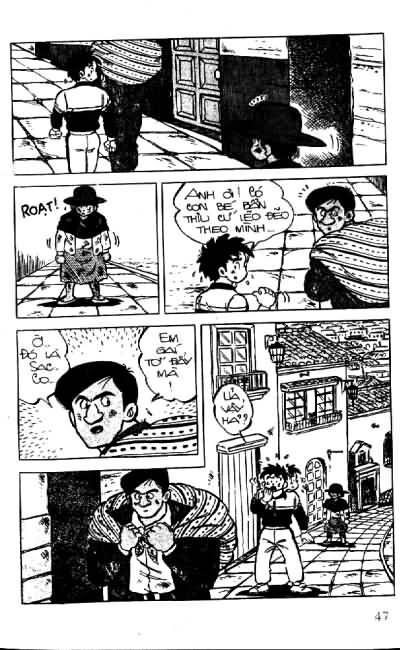 Jindodinho - Đường Dẫn Đến Khung Thành III Tập 26 page 47 Congtruyen24h