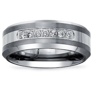 Tungsten wedding Band Review