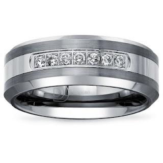 Tungsten wedding Band Review