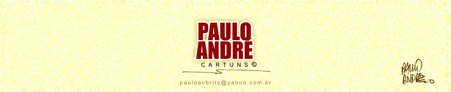PAULO ANDRÉ CARTUNS