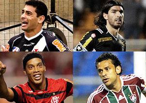 os destaques do campeonato carioca