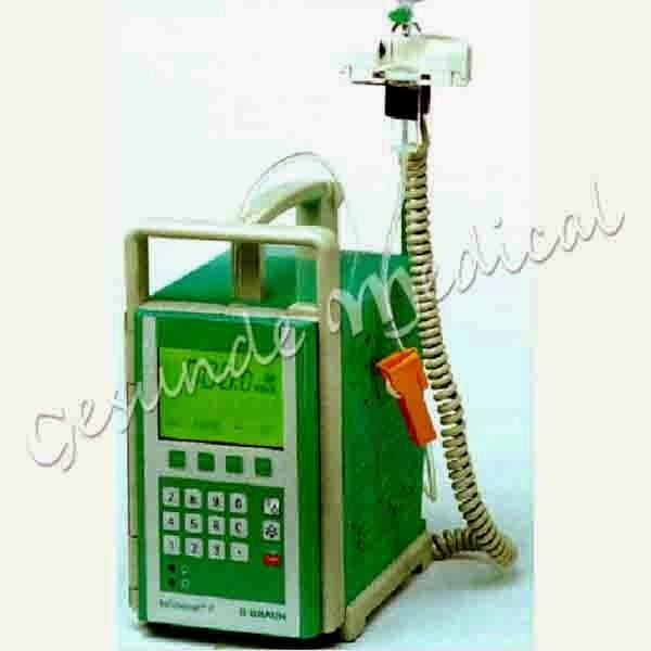 cari alat infusion pump standar rumah sakit