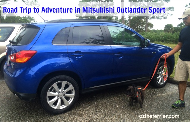 Oz the Terrier reviews 2015 Mitsubishi Outlander Sport