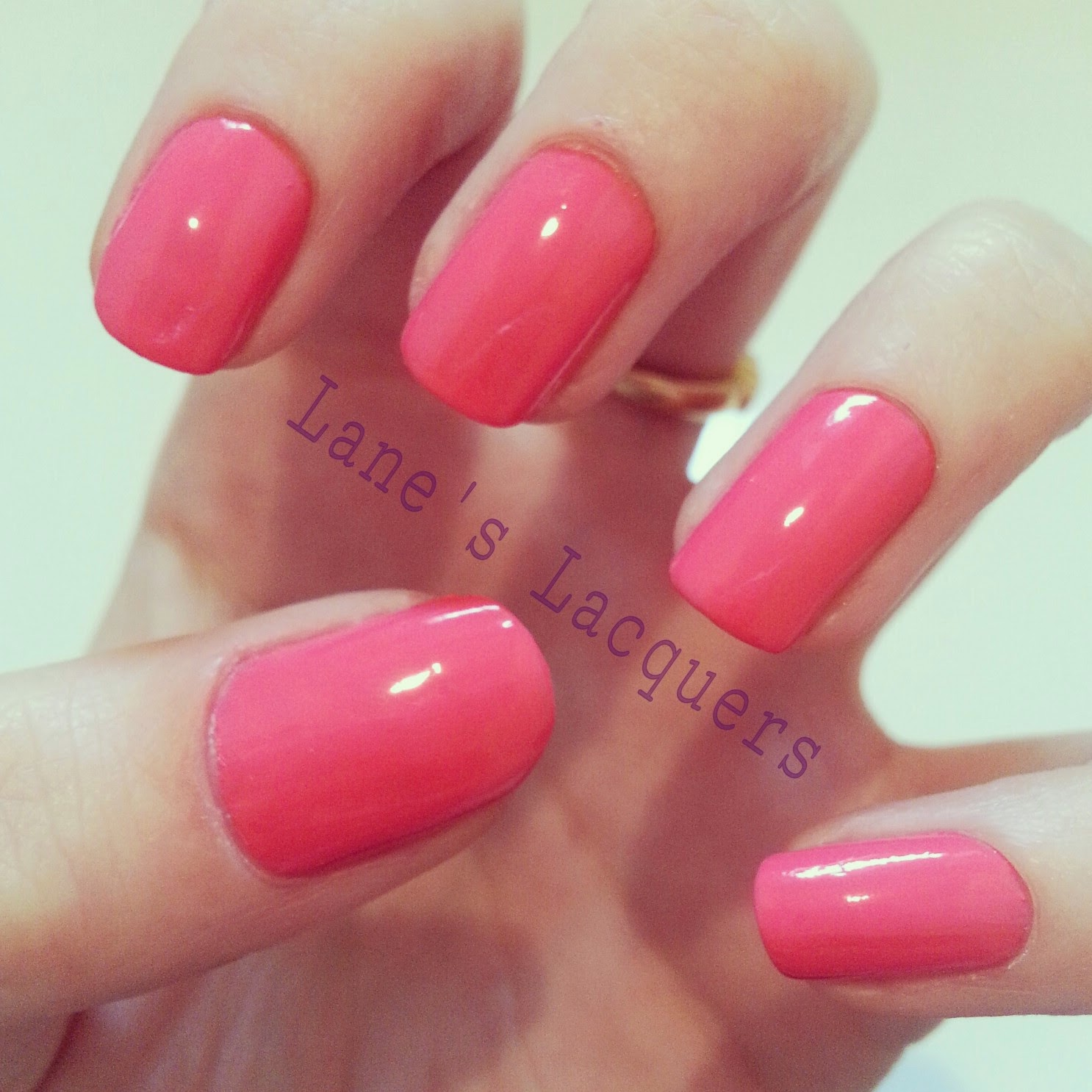 models-own-summer-hypergels-searing-pink-swatch-manicure
