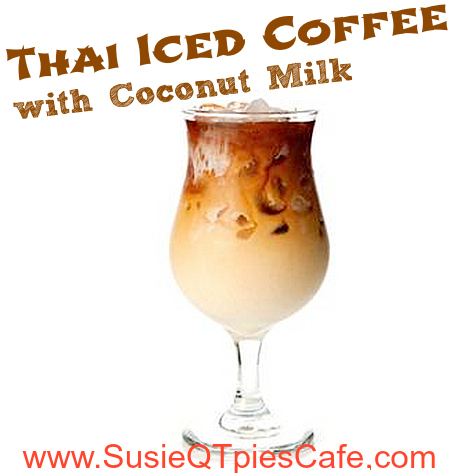 SusieQTpies Cafe: {Summer Drink Recipe} Thai Iced Coffee ...