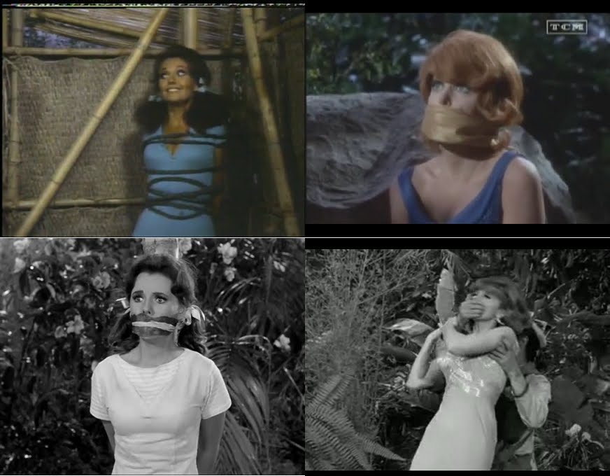 Damsel Land Mary Ann And Ginger Gilligan S Island